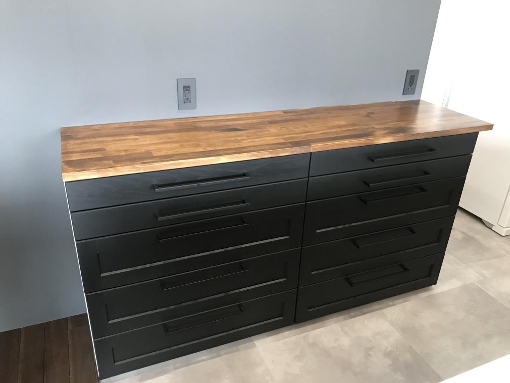 IKEA メトード 完成!