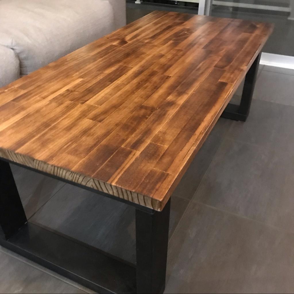 DIY-ローテーブル